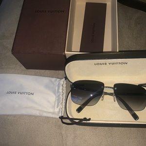 Louis Vuitton Attraction Rimless Sunglasses Mens